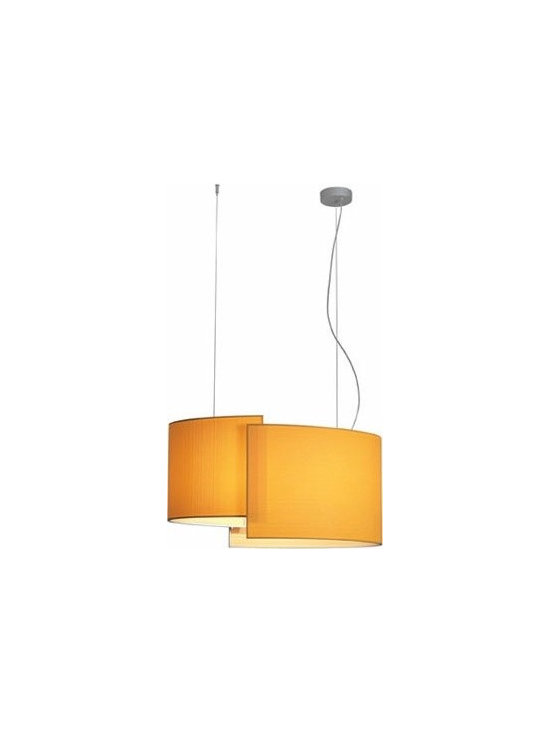 JOIIN 1 PENDANT LAMP BY PALLUCCO LIGHTING - Joiin Suspension 1 and 2 by Pallucco is a collection of pendants and floor lamps.