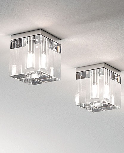 Ceiling Lights That Dont Require Wiring : Anta zoe wall or ceiling light modern flush mount