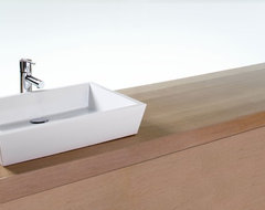 VC 821 vessel sink modern bathroom sinks