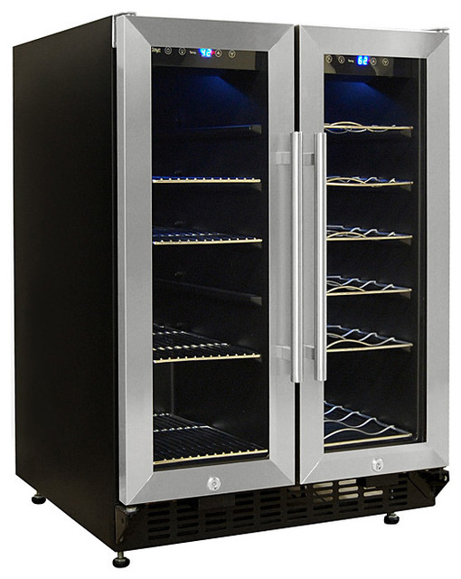 Vinotemp - VT-36 Wine and Beverage Cooler - Modern - Beer And Wine Refrigerators - by Wine Racks ...