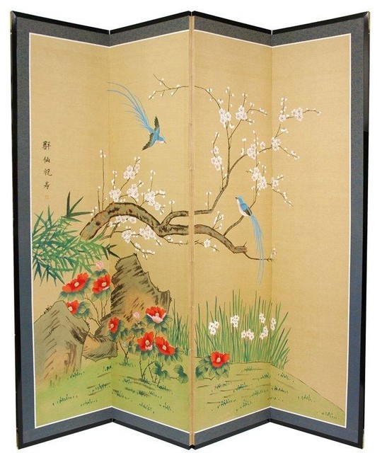 Decorative Folding Screens Asian Screens And Room