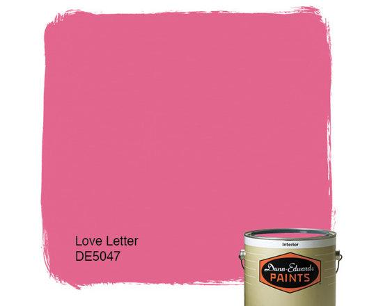Dunn-Edwards Paints Love Letter DE5047 -