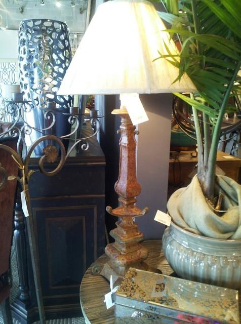 Bayonnr Table Lamp asian-table-lamps