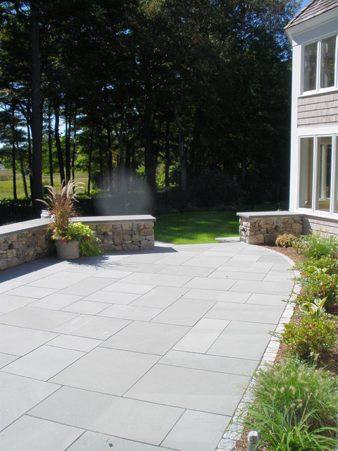 Stone & Paver Walkways and Patios