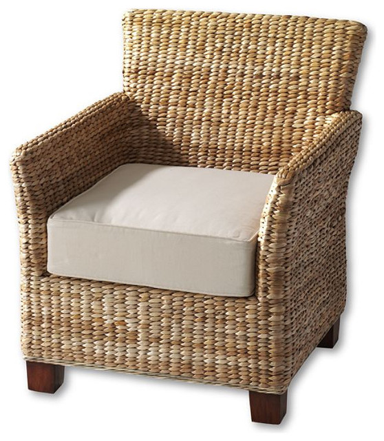 Seaforth Natural Chair tropical chairs