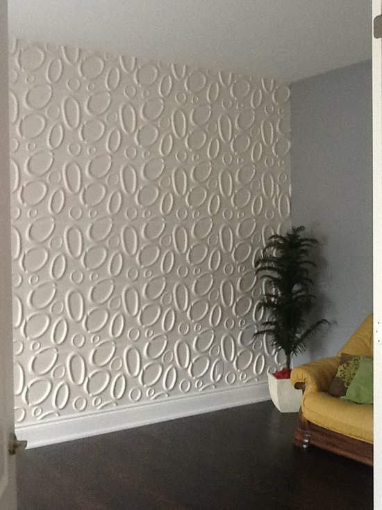 Textured wall coverings - Textured wall tiles add dimension and life to ordinary walls. Our wall panels are easy to install, lightweight and paintable. 20 unique designs available.