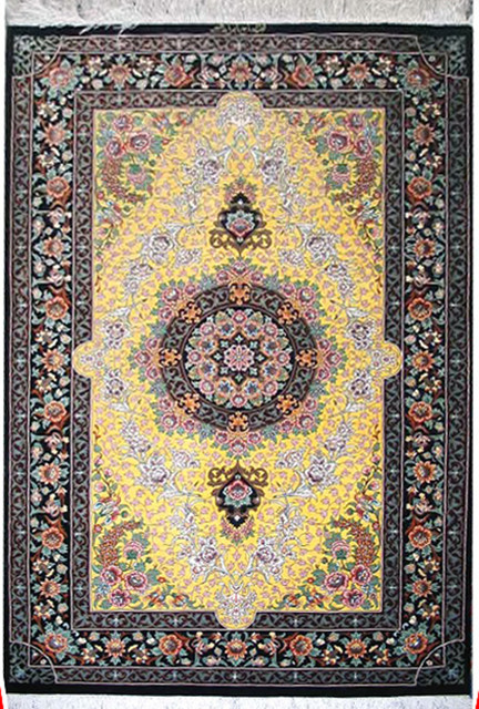 Silk Rug Collection traditional-rugs