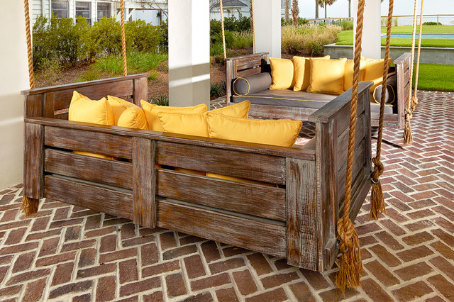 The Joshua Rustic Outdoor Sofas Charleston By