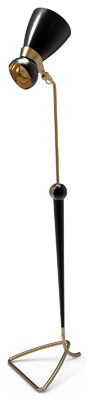 eclectic floor lamps by DELIGHTFULL