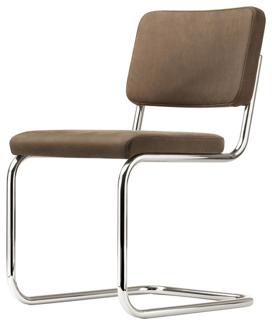 Gebruder T 1819 S 32 Cantilever Chair Upholstered