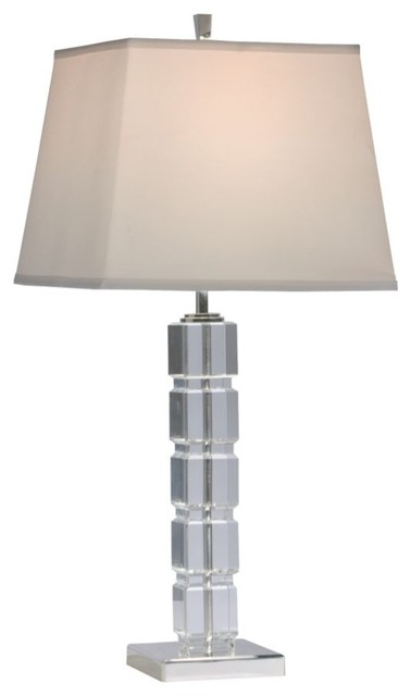 crystal blocks table lamp traditional-table-lamps