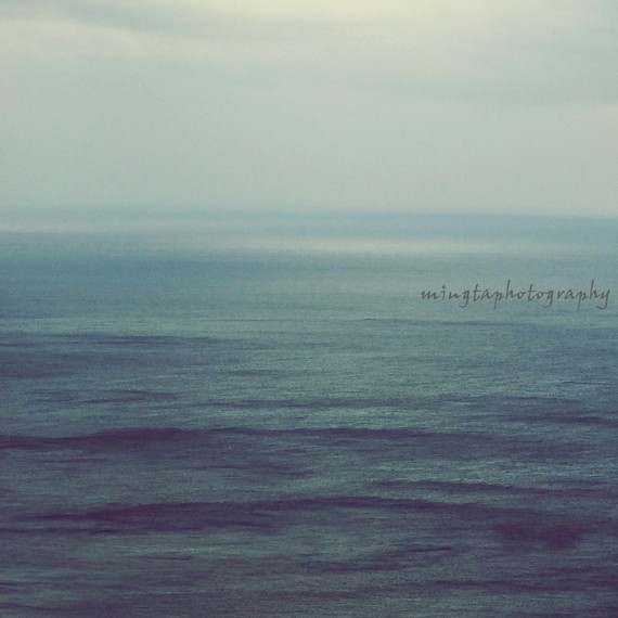 Lontano As From A Distance Seascape By Mingtaphotography contemporary-artwork