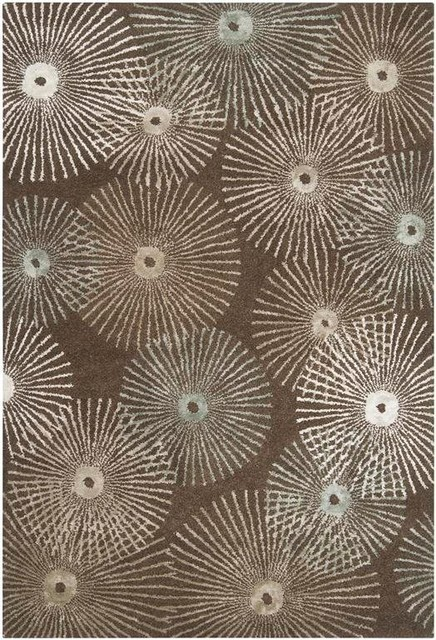 Surya SUR-ESS7662 Essence Transitional Hand Tufted Wool Rug transitional-rugs