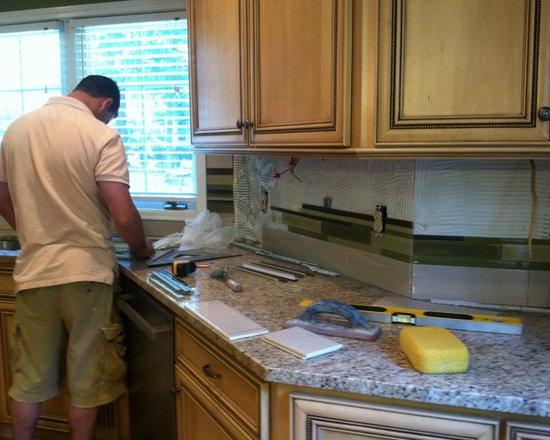 Parker Kitchen Remodel -