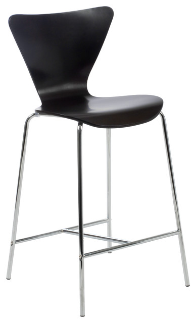 Tendy-C Counter Chair (Set Of 2)-Wen/Chr contemporary-bar-stools-and-counter-stools