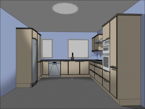 Where To Put Recessed Lighting