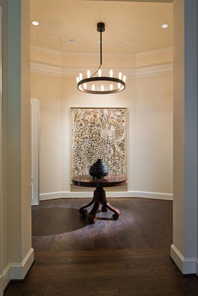 Ritz Carlton Penthouse contemporary-entry