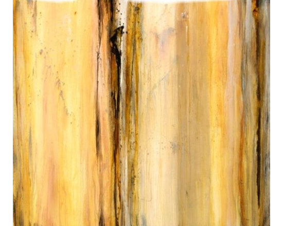 Z Gallerie - Palomino - Glass Coat - The abstract image by Kari Taylor is accented with hues of brown, gold and off-white. The image was inspired by the Palomino horse in which the shades of the body coat color range from cream to a dark gold.Palomino features a high resolution image printed directly onto canvas with an epoxy, glass coat finish. The epoxy, resin based finish that is applied to the image is a multi-step process that is hand poured and renders a durable and protective polished glass coated finish. This creates a greater level of depth and dimension to the piece. The finish also serves a sealer, which is moisture resistant, protects for warping or sagging, and ensures the lasting original beauty of the artwork. Exclusive to Z Gallerie.Special Orders  You will have 3 days from the transaction date to change or cancel your special order purchase. Special orders cannot be returned or exchange.
