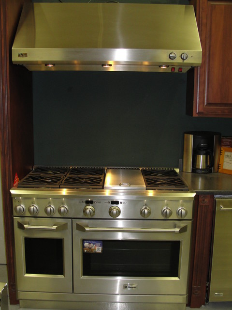 Johnson Brothers TV and Appliance Kitchen Display Suites contemporary-major-kitchen-appliances
