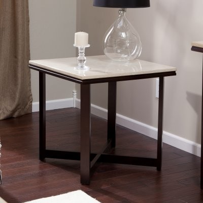 Avorio Square End Table modern-side-tables-and-end-tables