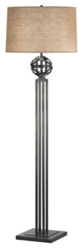 Lucy Ball Floor Lamp by Robert Abbey modern-floor-lamps