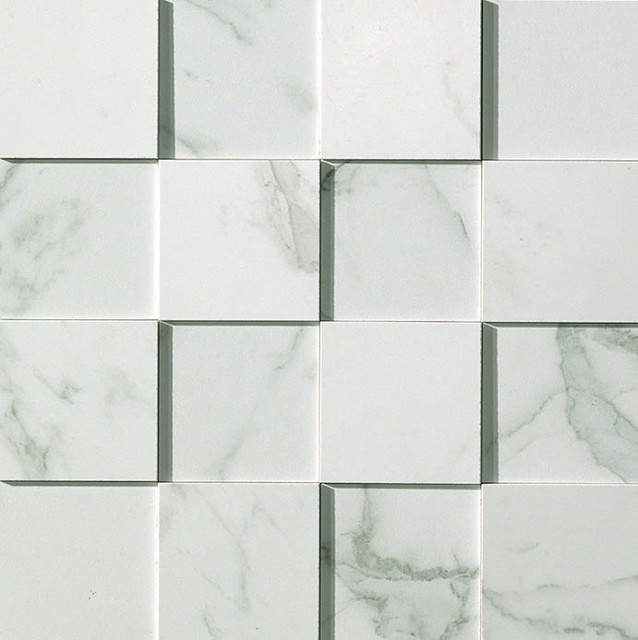 Marvel Premium Italian Marble Look Porcelain Tiles  : contemporary floor tiles from www.houzz.com size 638 x 640 jpeg 87kB