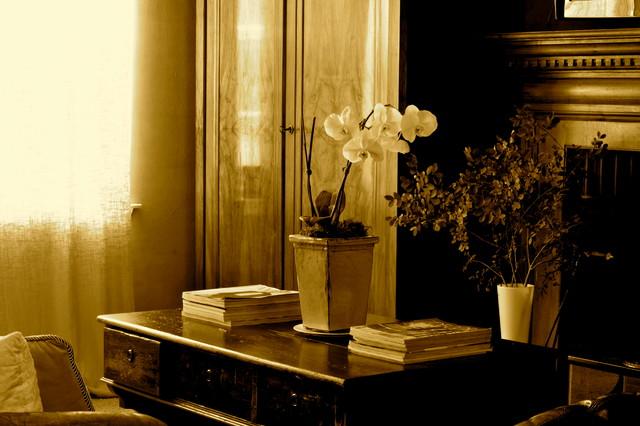 residential mediterranean-living-room