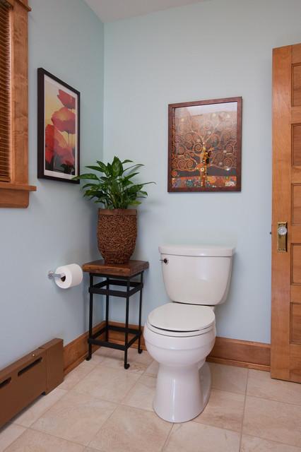 South Minneapolis Bathroom Remodel traditional-bathroom