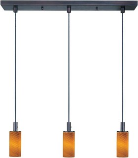 York Kitchen Cabinets on Et2 Lighting E92053 14 3 Light Pendant Carte Collection