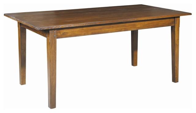 New Farm Table Dining Table Driftwood Farmhouse Dining Tables By Euroluxhome