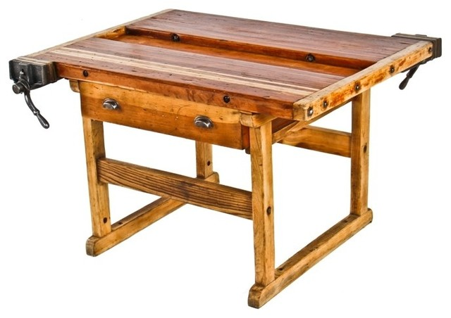 Industrial Tables Eclectic Furniture chicago by