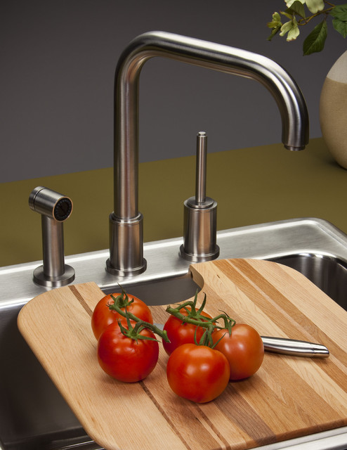 Just Going with the Flow kitchen-faucets