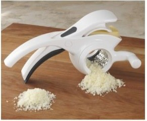 Microplane Rotary Grater  kitchen tools