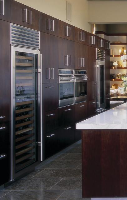 Sub Zero Refrigerator And Freezer Modern Phoenix By