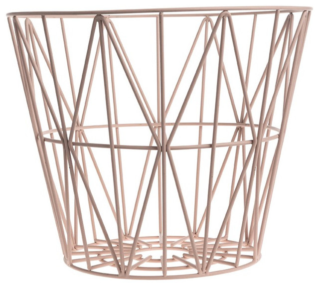 contemporary baskets by ferm LIVING