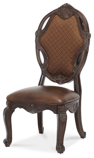 Essex Manor Side Chair - traditional - dining chairs - by Carolina