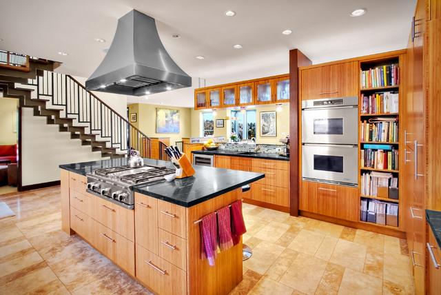 Richwood Kitchen contemporary-kitchen