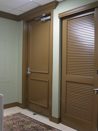 Downtown Condo - Interior Painting traditional