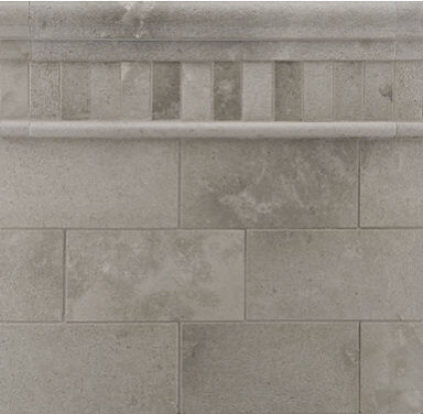 Pewter Stone Tile -  Ann Sacks Tile & Stone contemporary bathroom tile