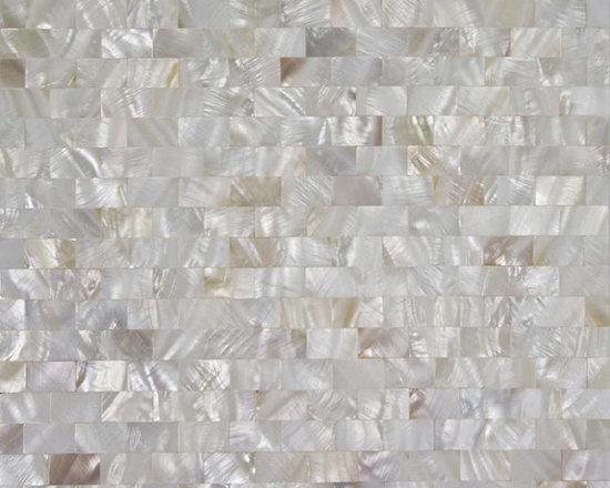 Shell Tiles seashell mosaic kitchen backsplash wall tile Mother of Pearl Tile - Brand Name: FIFYH