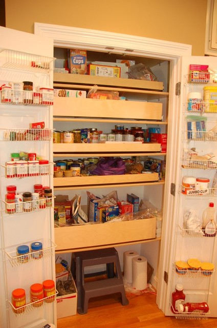 pull out shelves pantry cabinets louisville by. Black Bedroom Furniture Sets. Home Design Ideas