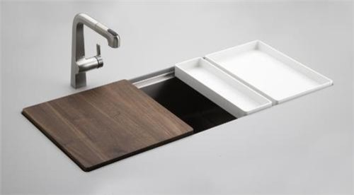 Stainless Steel Kitchen Sink contemporary-kitchen-sinks
