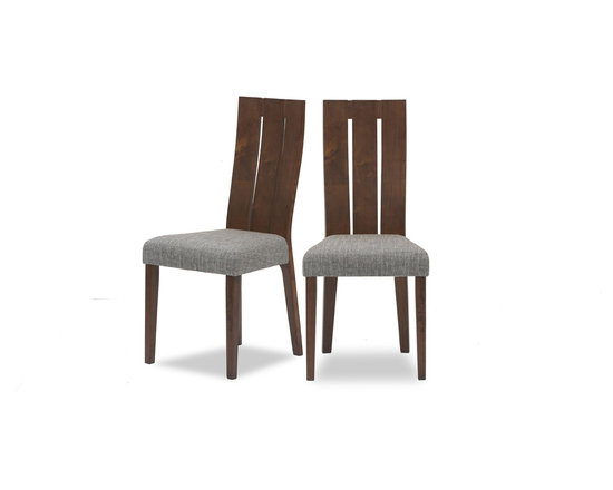 Vonnie Fabric Upholstered Dining Chair -