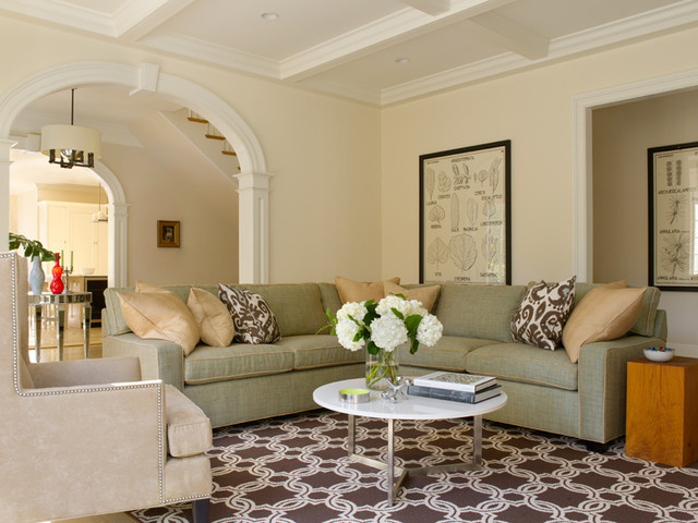 Recent Residential Projects contemporary-living-room
