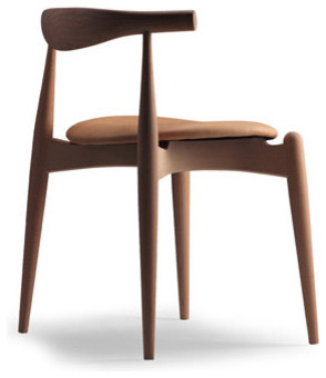 ch20 - Elbow Chair by Hans Wegner midcentury-dining-chairs
