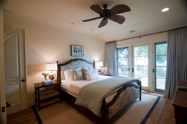 Hill Road traditional-bedroom