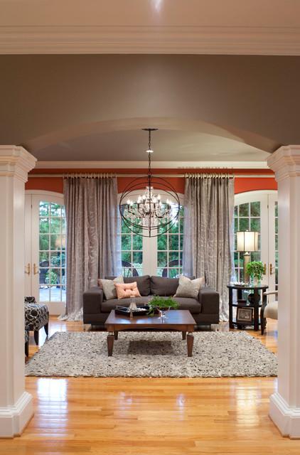 Surya Blossom Rug Blo 1004 Contemporary Living Room