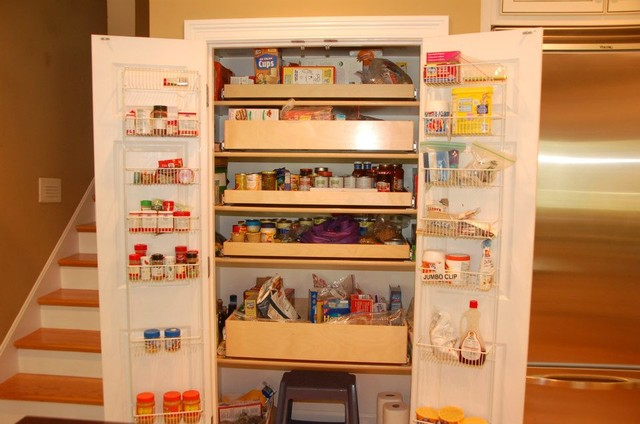 Pull Out Pantry Shelves - louisville - by ShelfGenie of Kentucky