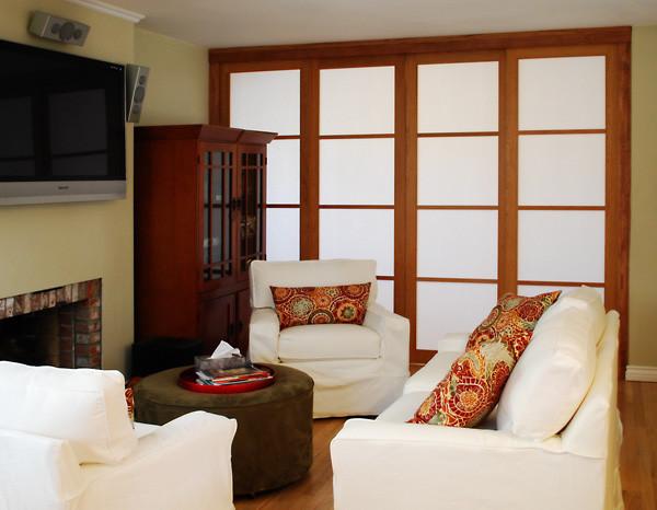 Contemporary Sliding Doors contemporary-screens-and-room-dividers