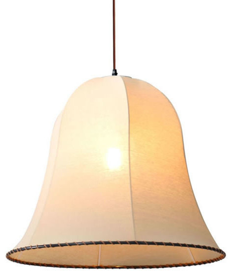 Granite Ceiling Lamp Beige traditional-ceiling-lighting